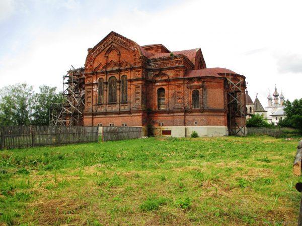 Храм в честь Живоначальной Троицы