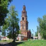 Колокольня Петропавловского монастыря