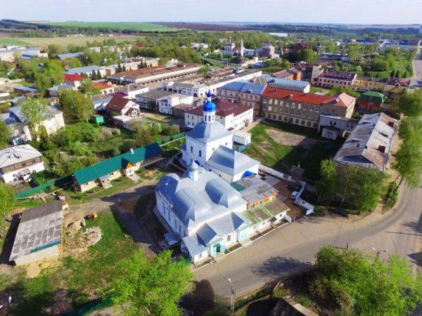 Свято-Введенский Никоновский монастырь