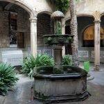 Внутренний двор Дома архидиакона