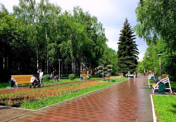 Бульвар Героев