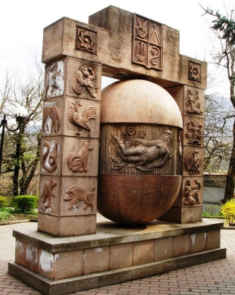 «Яйцо желаний» в Железноводске