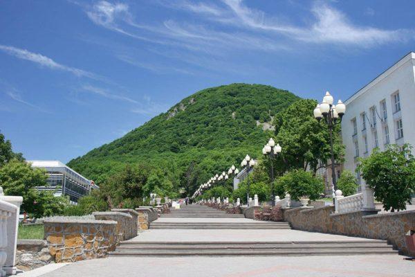 Гора Железная в Железноводске