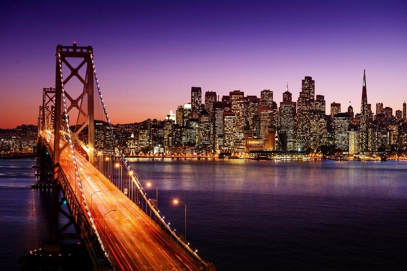 Романтика Сан-Франциско: самый неамериканский город США