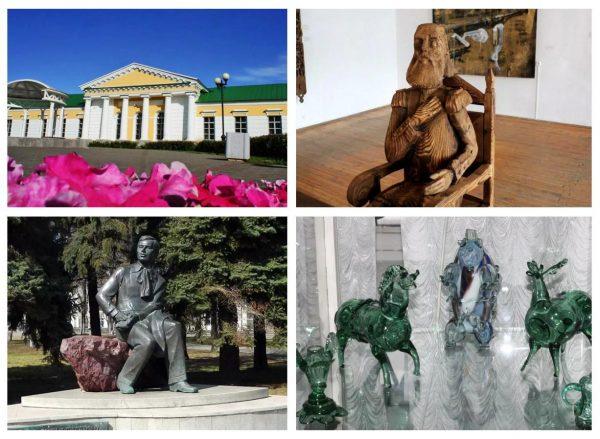 Музей имени Кузебая Герда в Ижевске
