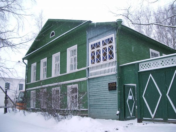 Дом-музей Ф.М. Достоевского