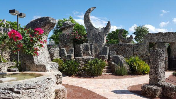 Коралловый замок в Майами