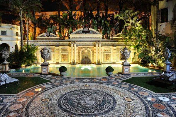 Особняк Джанни Версаче в Майами