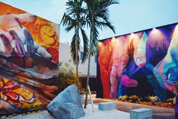 Квартал «Винвуд-Арт» в Майами