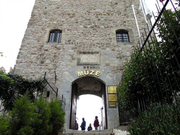 Музей в крепости Мармарис