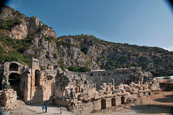 Античный центр Книд