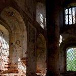 Внутри Воскресенского собора