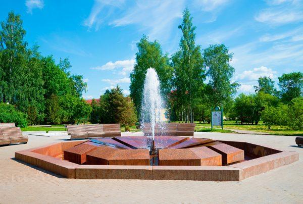 Муравьёвския фонтан