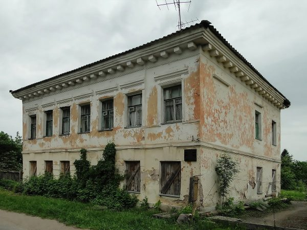 Дом Грушеньки