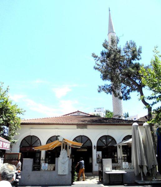 Мечеть Ибрагима-паши в Мармарисе
