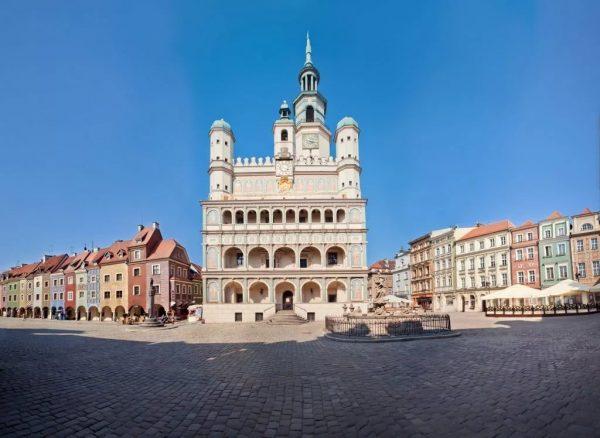 Городская ратуша в Познани