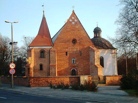 Церковь Иоанна Иерусалимского в Познани