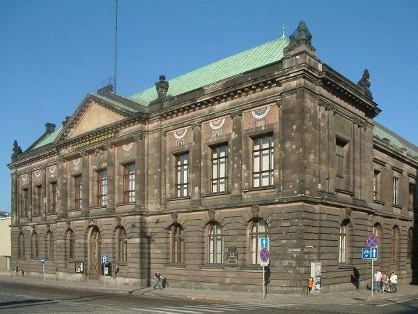 Национальный художественный музей в Познани