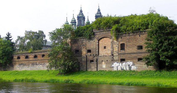 Крепость Познань