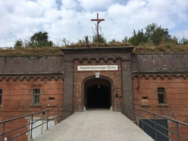 Музей мучеников Великой Польши Форт VII