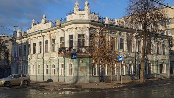 Особняк Архипова в Челябинске