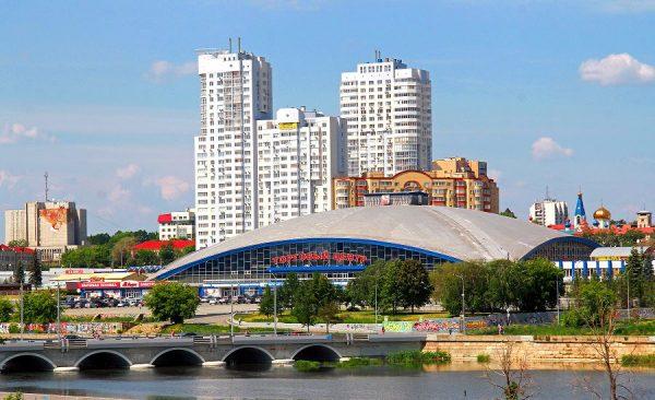 Торговый центр в Челябинске