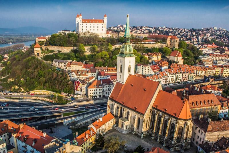Братислава: уютная и обаятельная европейская столица