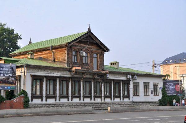 Дом В. Г. Жуковского в Челябинске