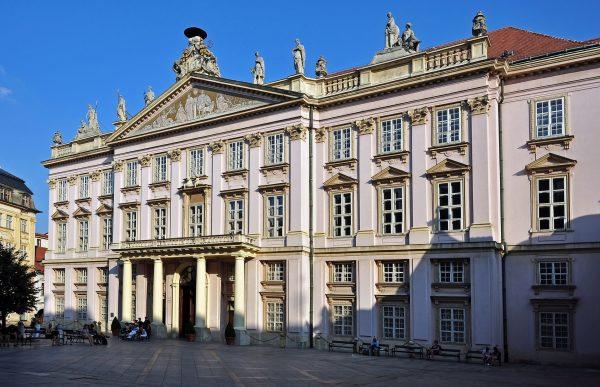 Архиепископский дворец Примаса