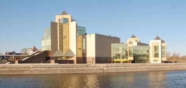 Челябинский краеведческий музей на Урале
