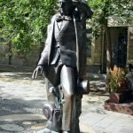 Скульптура Андерсена