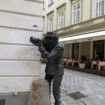 Скульптура Папарацци
