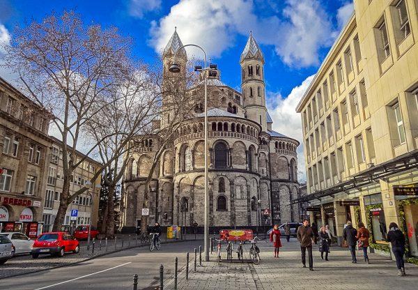 Церковь Святых Апостолов