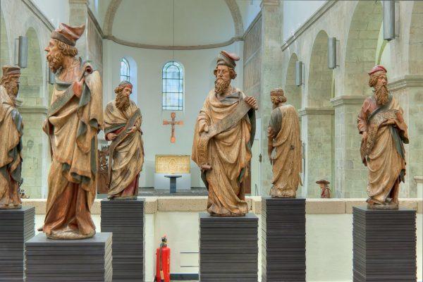 Экспозиция музея Шнютгена