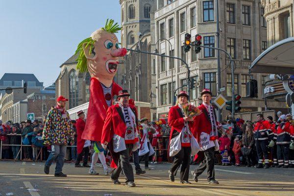 Карнавальная сессия в Кёльне