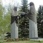 Монумент «Скорбящие матери» в Челябинске