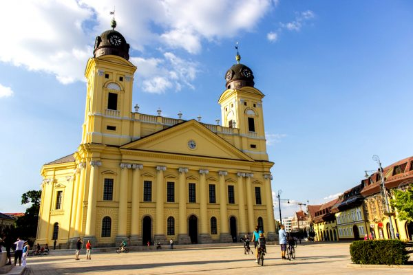 Здание Великой Реформаторской церкви