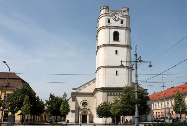 Башня Малой Реформаторской церкви