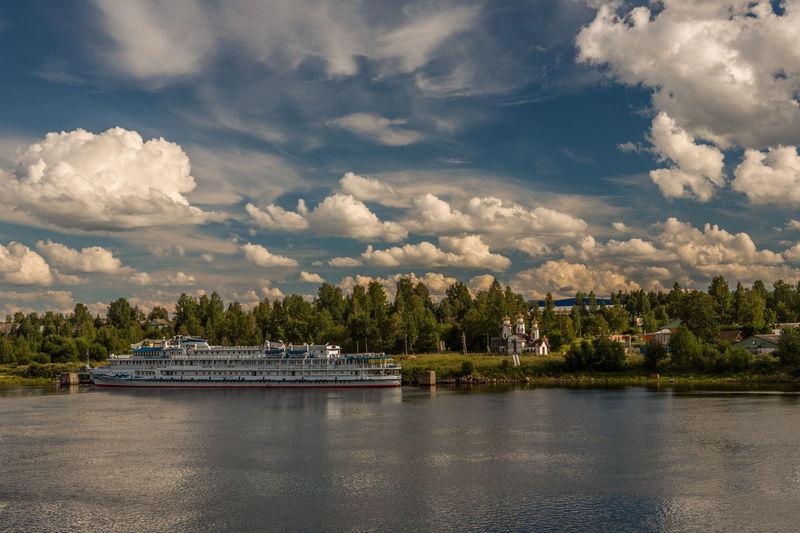 Лодейное Поле — родина Балтийского флота