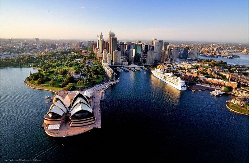 Сидней: блистательный город на краю света