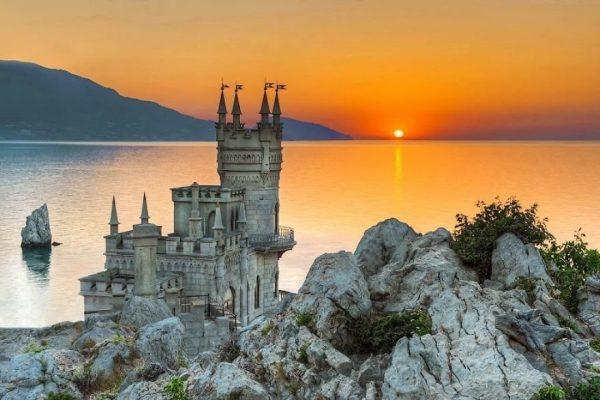 «Ласточкино гнездо» в Крыму