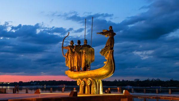 Памятник в Киеве