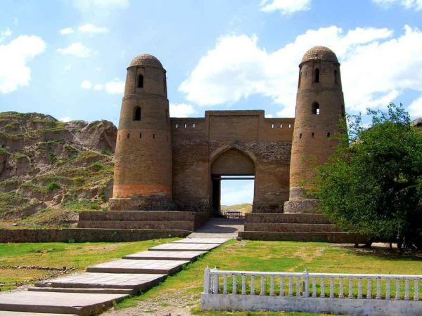 Гиссарская крепость Душанбе Душанбе post 5c1b60e004e0e 600x450