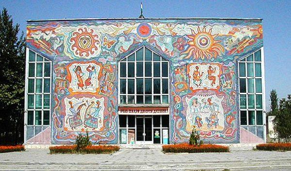 Музей этнографии Таджикистана