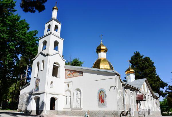 Свято-Никольский собор Душанбе Душанбе post 5c1b6934c6a6c 600x409