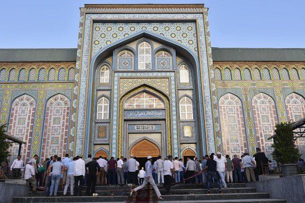 Центральная соборная мечеть имени Хаджи Якуба Душанбе Душанбе post 5c1b698819d55 600x400