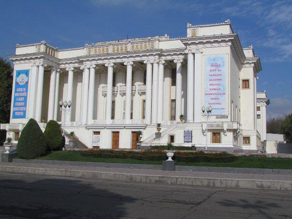 Таджикский театр оперы и балета имени Садриддин Айни Душанбе Душанбе post 5c1b6a5fd41ae 600x450