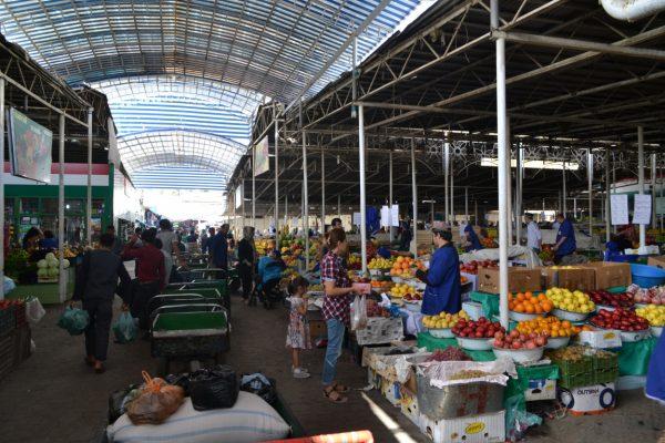 Рынок Баракат