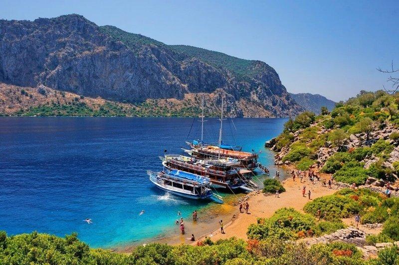 Морская жемчужина Турции— городМармарис и его достопримечательности