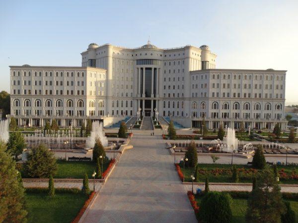 Национальная библиотека Таджикистана Душанбе Душанбе post 5c1b79445a151 600x450
